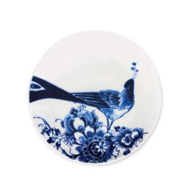 Taartbordje 17 cm Peacock Symphony