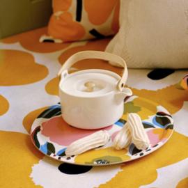 Teapot Oiva white 7 dl
