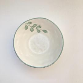 Bloom servies schaal klein 16,5 x 8 cm