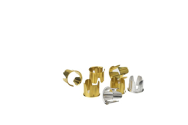 Kaars-op-maat-makertjes, aluminium