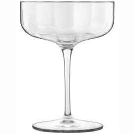 Luigi Bormioli Mixology Jazz Cocktail Coupe (champagne coupe)