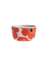 Bowl Unikko Red 2.5 dl