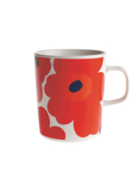Mug Unikko Red 2.5 dl