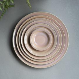 Er-go! roze saladebord 20 cm