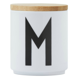 Design Letters bone china mug