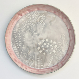 Only Rose servies dinerbord 27 cm