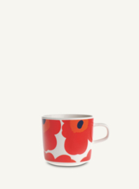 Mug Unikko Red 2 dl
