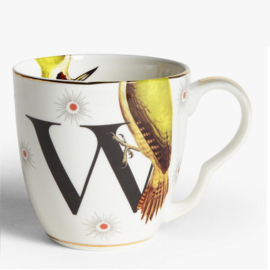 Yvonne Ellen Lettermok W van Woodpecker