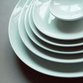 Saladebordje Studio Celadon Blue 20 centimeter