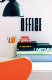 Design Letters wooden letters 12 cm for indoors