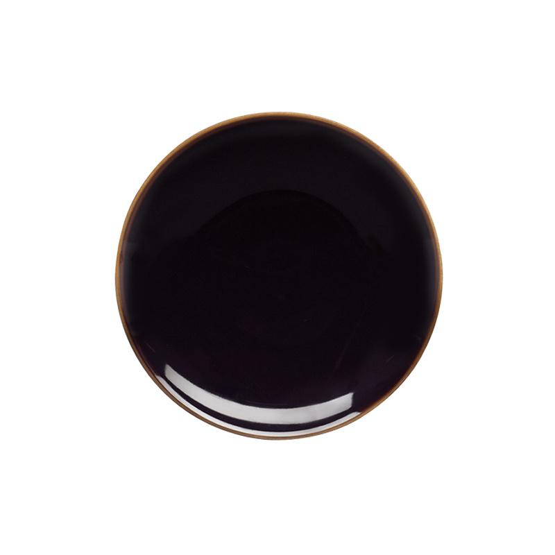 Loveramics Studio Black saladebord 23 cm