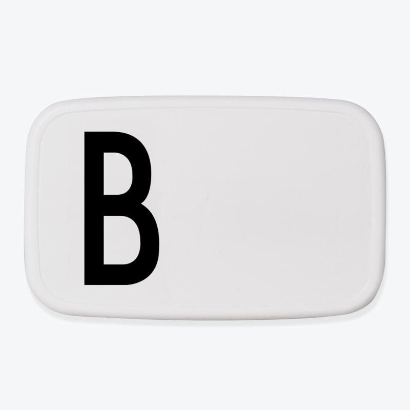 Design Letters Broodtrommel