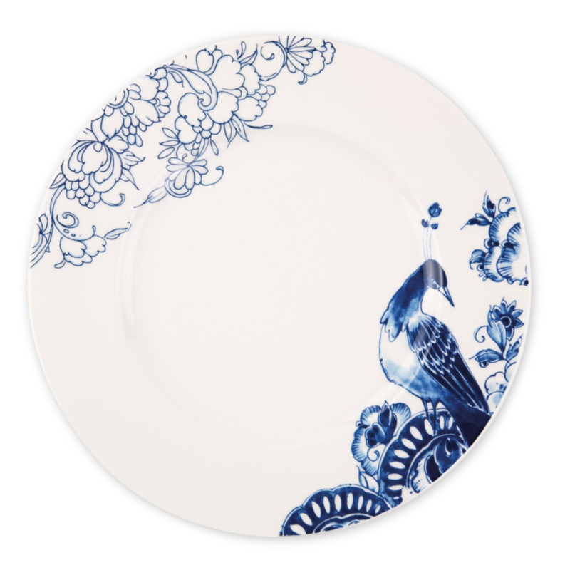Dinerbord 27 cm Peacock Symphony