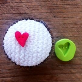 Miniature Mould | Love Button