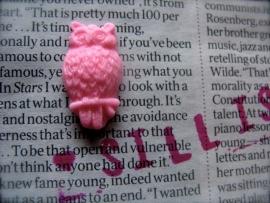 Sillis mal - lovely owl (S)