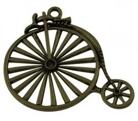 Vintage Bicycle | Bronze 53x46mm