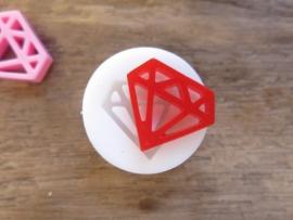 Miniature Mould | Diamond