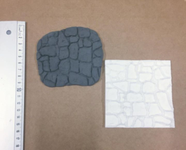 Sillicreations Mould | Rock Stone
