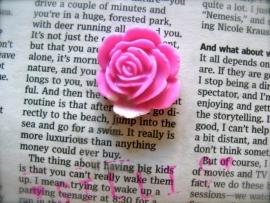 Sillis mal - carved rose (M)