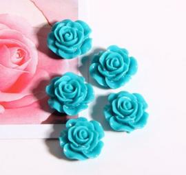 EDIN | bloem plak decoratie 15mm 50 stuks A19