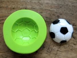 Miniature Mould | Soccerball Voetbal