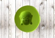Sillis mal - buddha hoofd S