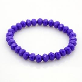 Miss Doris | handmade bracelet | Mauve