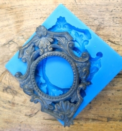 Sillicreations Mould |  Precious Frame