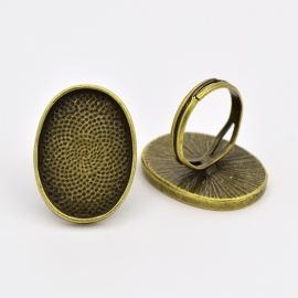 D52/2 Ring starter LOU | brons 18x25