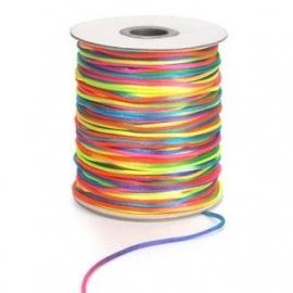 Rainbow / NEON cord / draad 100cm