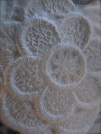Sillis mal - Lace applique flower