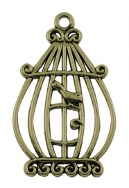 J53 H01/1 DIY hanger - La Cage Birdcage 20 stuks