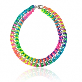 OMBRE NEON necklace
