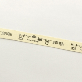 Ribbon | Lint 15mm (dubbelzijdige tape) | B30