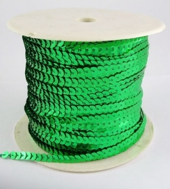 Paillette/Sequin Roll | Green | 1m