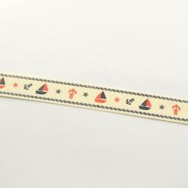 Ribbon | Lint 20mm (dubbelzijdige tape) | B02