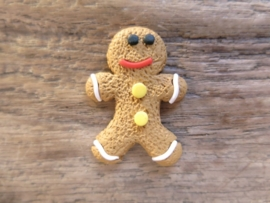 Miniature Mould   Gingerbreadman