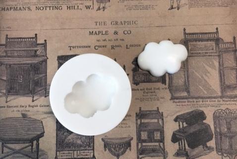 M0068 Sillicreations mal | Fluffy Cloud