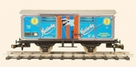 436 gedeckter Güterwagen   CSD Haslerky