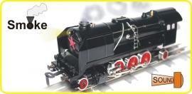 8197 stoomlocomotief CSD 387 Mikado II