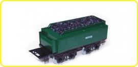 9103 tender pour locomotive à vapeur CSD 387 Mikado