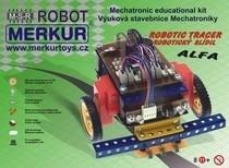 040050 Robot tracer infrarood besturing ATMEL