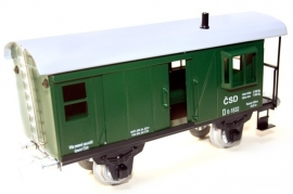 9705 Gepäckwagen CSD Baureihe D