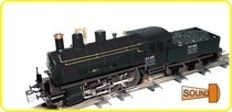 8167 steamlocomotive MAV IIIq 3148