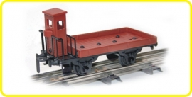 9444 two plank wagon CSD with brakemans cabin