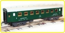 9320 sleeping car CSD series Bca second class