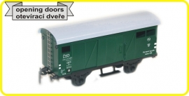 9401 gedeckter Güterwagen CSD reihe Zsr