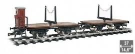 540 Holztransportwagen DR