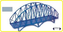 9978 pont en acier, gris