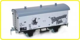 9547  wagon couvert de brasserie  Velkopopovicky kozel